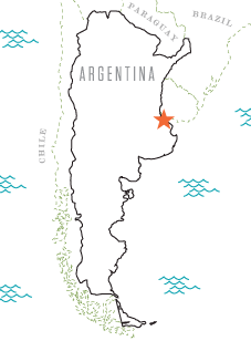 ISA Buenos Aires Map